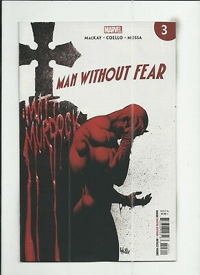 Man Without Fear #3 very fine+ (VF+) condition