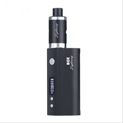 60W 4mL Full Kit Vape-Box E Pen Starter Kit Vapor 2600mAh Battery USB Charger