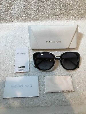 NEW Michael Kors 2062 Lisbon Sunglasses 317711 With Case & Cloth 52[]20 140 3N
