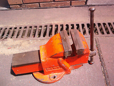 "DAWN 4"" Engineers Bench Vice Heavy Duty  Quality"