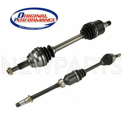NEW For Lexus ES350 Toyota Camry Pair Set of Front Left and Right CV Axle Shafts