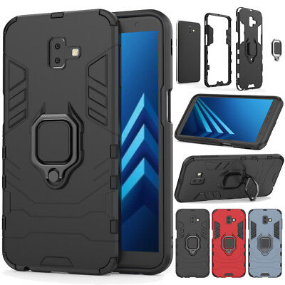 Rugged Shockproof Case Heavy Duty Cover For Samsung Galaxy J4 J6 Plus A7 A8 2018