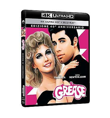 Blu Ray - Grease 4K & 2D **NEW/SEALED**