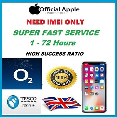 Unlock Unlocking Service For iPhone 6 6+ Plus On O2 Tesco GiffGaff UK Direct