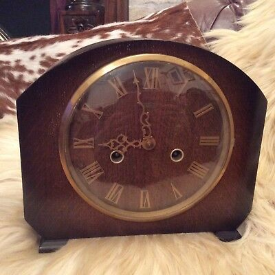 smiths  Enflield clock With Key,