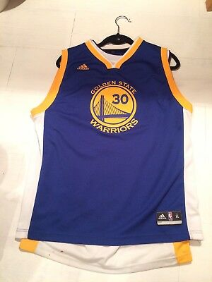 NBA Golden State Warriors Youth XL Nike Curry 30 Durant