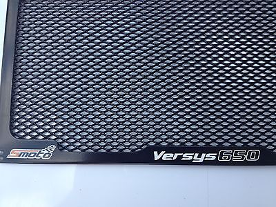Kawasaki Versys 650 Rad Guard Radiator Guard 2008 to 2016