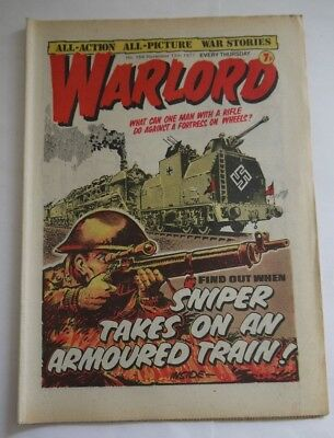 WARLORD comic No 164 November 12th 1977