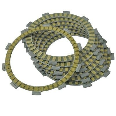 For Yamaha DR250RX T,V,W Djebel 250XC 1996-1998 Clutch Friction Plates Kit