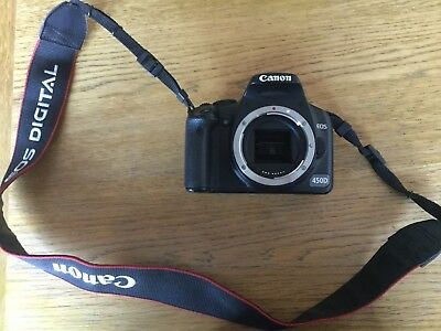 CANON EOS 450D digital Camera Body Only
