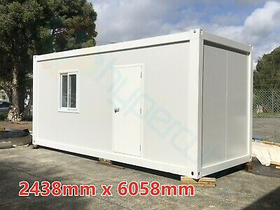 NEW Portable Modular Tiny House Container Home Cabin Granny flat Studio Shed
