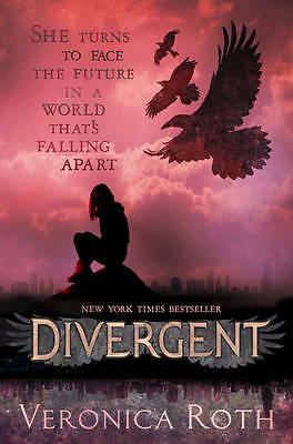 Divergent, Roth, Veronica, New Book