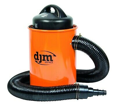 SIP 50 Litre Dust Chip Collector Extractor 240v 01923 with 5 Piece Adaptor Set
