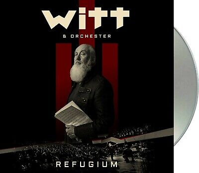 "Joachim Witt ""refugium"" Digipack CD NEU Album 2019"