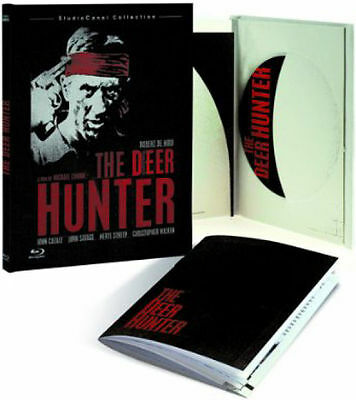 The Deer Hunter - Limited Digibook - Studio Canal Collection (Blu-ray) *NEW*