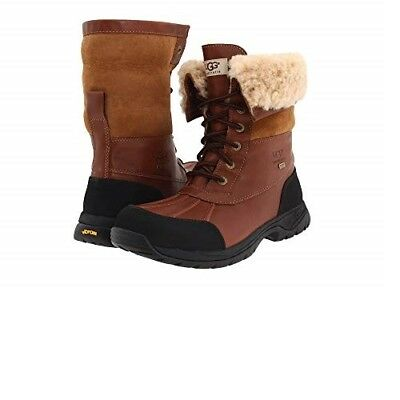 cc235ad0fca AUTHENTIC UGG MENS Butte Winter Boots Waterproof Leather Ski Snow Shoes