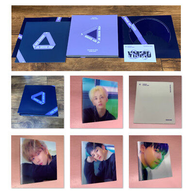 SEVENTEEN 6th Mini Album YOU MADE MY DAWN Opened CD + LENTICULAR Before Dawn Ver