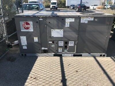 Rheem  Rknl & Rkmb Commercial 3 Phase Roof Top Heating / Cooling Units