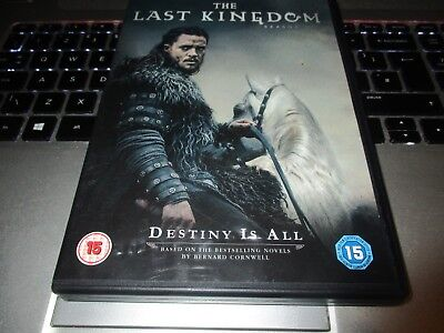 The Last Kingdom: Season 2 Boxset [DVD] 3 X DVD Alexander Dreymon (Actor),
