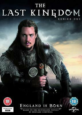 The Last Kingdom: Season 1 Boxset [DVD] 3 X DVD Alexander Dreymon (Actor),