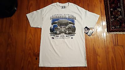 Quality In Dallas Cowboys Football Stadium Blue Inaugural Dak Elliot Shirt Xxl Jersey Excellent