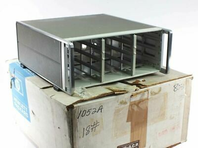HP 1052A Bench-Top Combining Case with Box and Operating Guide - Hewlett Packard