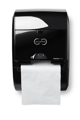 HANDS – FREE Alliance Auto Roll Towel Dispenser + INSTRUCTIONS VIDEOS + MANUALS