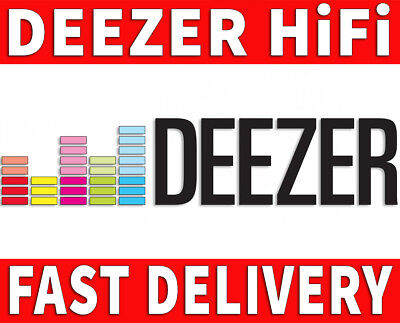 ✅Deezer Hi-Fi 1 months guaranteed | Private | Music Subscription | Fast delievry
