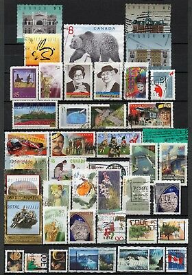 Canada very nice mixed collection ,stamps as per scan(6118)