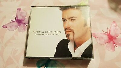 1998 Ladies and Gentlemen: The Best of George Michael, 2 CD collection 1998