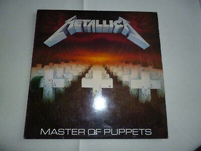 Metallica-.Master Of Puppets -LP