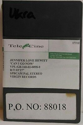 "JENNIFER LOVE HEWITT ""CAN I GO NOW"" (PROMO, SPBCAM, PAL, Stereo)"