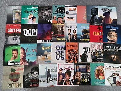 Netflix FYC 2018 Emmy DVD's - Pick 2 for 6.50 - Icarus, Narcos, Dope & More