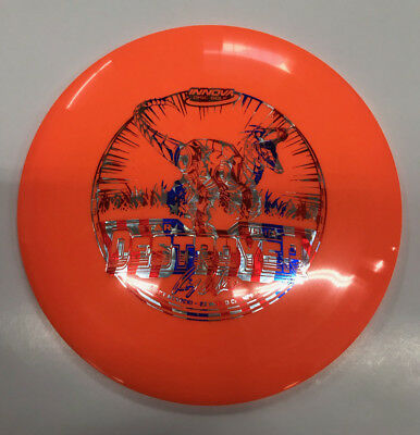 """Ricky Wysocki"" Star Destroyer - Orange w/ Metallic USA HS - 175g"