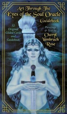 Art Through the Eyes of the Soul Oracle Cards-  Cheryl Yambrach Rose