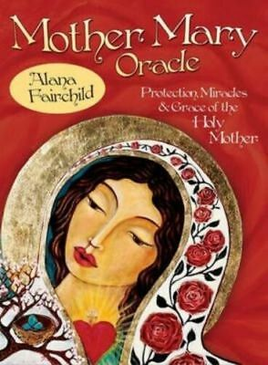 Mother Mary Oracle Guide Book & Cards