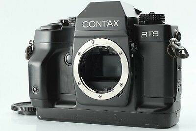 【Excellent+++】Contax RTS III 35mm SLR Film Camera Body Only From Japan  #4401