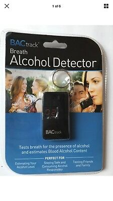 New!! BACtrack Alcohol Detector Breathalyzer!!