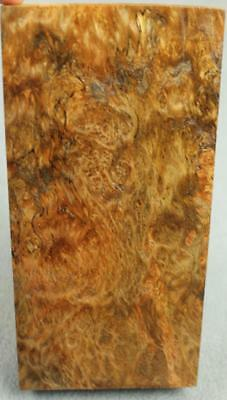 Asian Satinwood Burl, What's Up With The Crazy Multi-Colors/eyes Here! (Mpb054)
