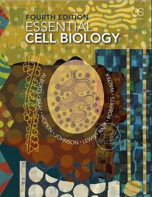 Essential Cell Biology 4th edition (PDF ONLY)