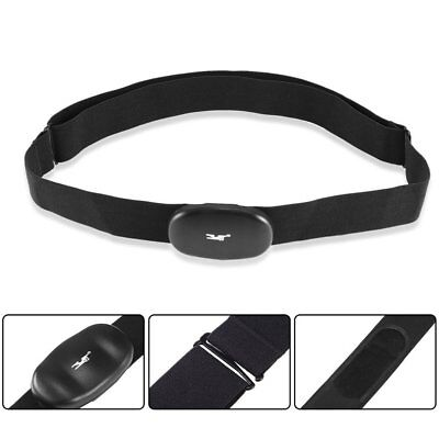 Smart Bluetooth V4.0 Fitness Wireless Heart Rate Monitor Sensor Chest Strap 2Q
