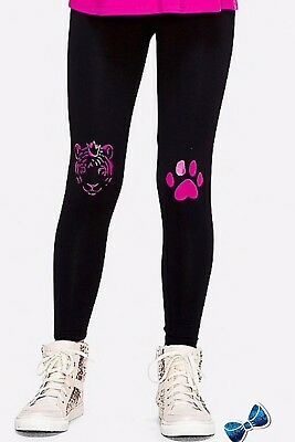 Justice Girls Size 14- 16 Full Length Pattern Leggings New with Tag