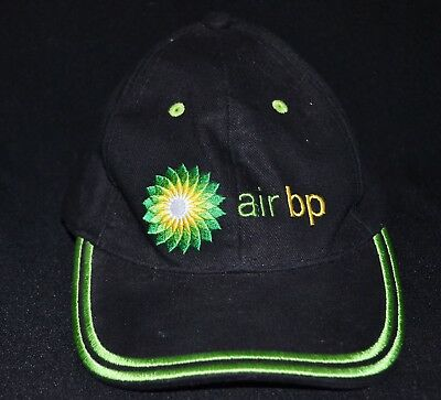 AIR BP Aviation Fuel Cap Collectable Black One Size Fits Most