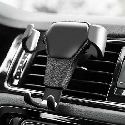 Gravity Car Air Vent Holder Mount Cradle Stand for iPhone Mobile Cell Phone GPS