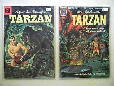 Tarzan #116 & 125 $28.00 LOT GORILLA COVER Brothers of Spear MANNING Now 70% off