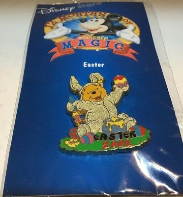 Disney Winnie The Pooh Easter 12 Months Of Magic Original New Free Shipping