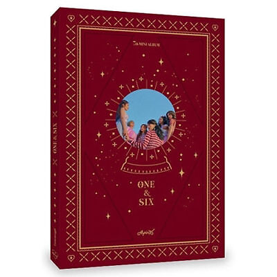 APINK [ONE&SIX] 7th Mini Album SIX Ver CD+POSTER+PhotoBook+4p Card A PINK SEALED