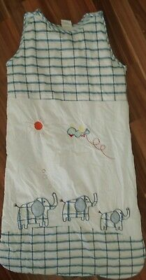Sleepy time Baby sleeping bag 18-36m 2.5 tog nwot