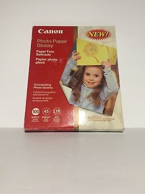 150 Sheets Inkjet Paper Ilford Glossy 85x11 For Canon Hp Epson