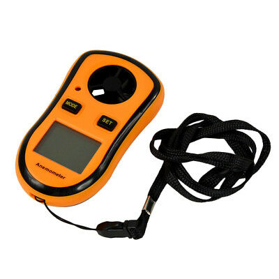 GM8908 New Anemometer Measure Meter Wind Speed Scale Pocket LCD Velocity